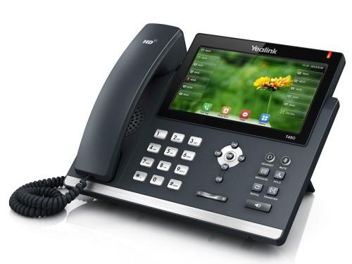 VoIP telefoon